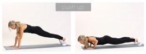 push ups basic | beginner fitness plan | meg marie fitness