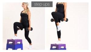step ups