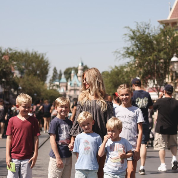 first day of school | Disney land | Anaheim | homeschool | meg marie wallace