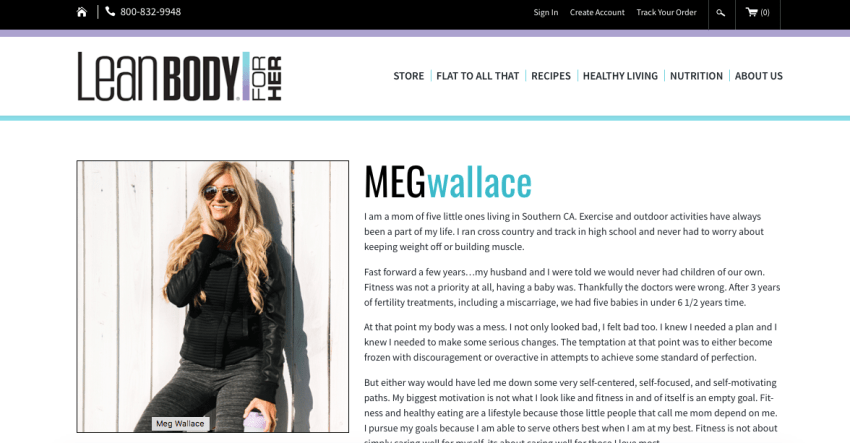 meg marie Wallace | press | media