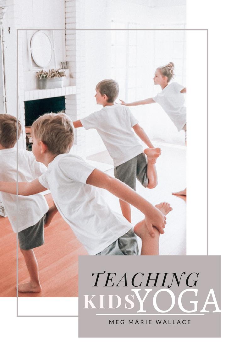 poser kids yoga | mr. Mateo | meg marie wallace blog