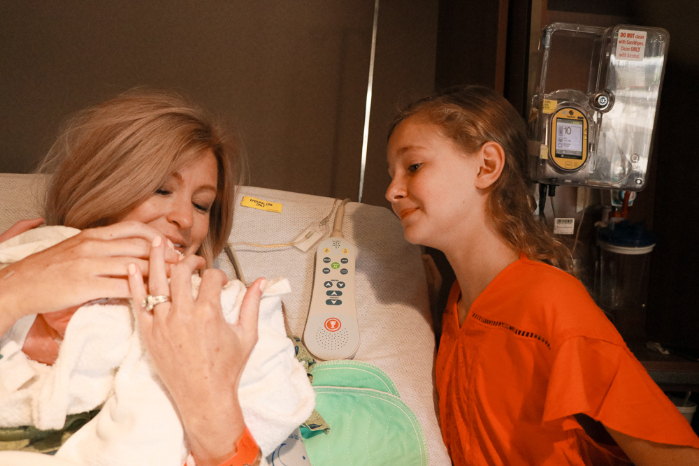 welcome baby cosette   meg marie wallace   pregnancy and baby delivery