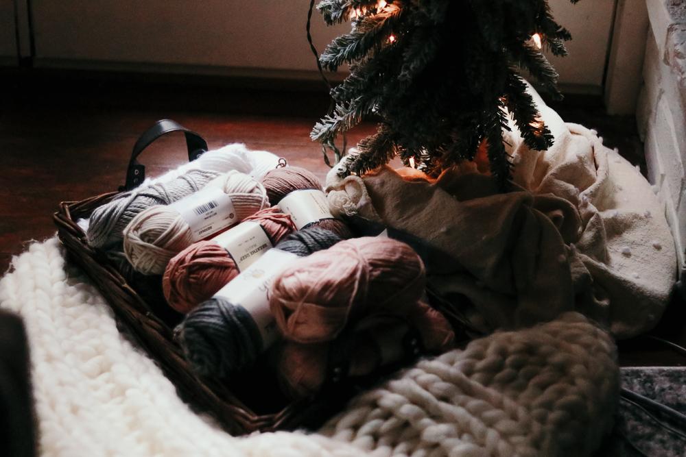 kids making W6 christmas shop | Meg Marie Wallace