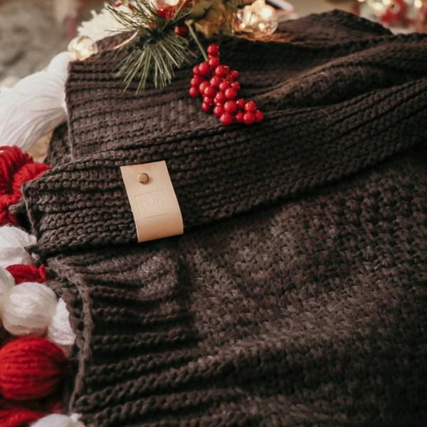 the vixen sweater blanket | Meg Marie Wallace | w6 christmas shop