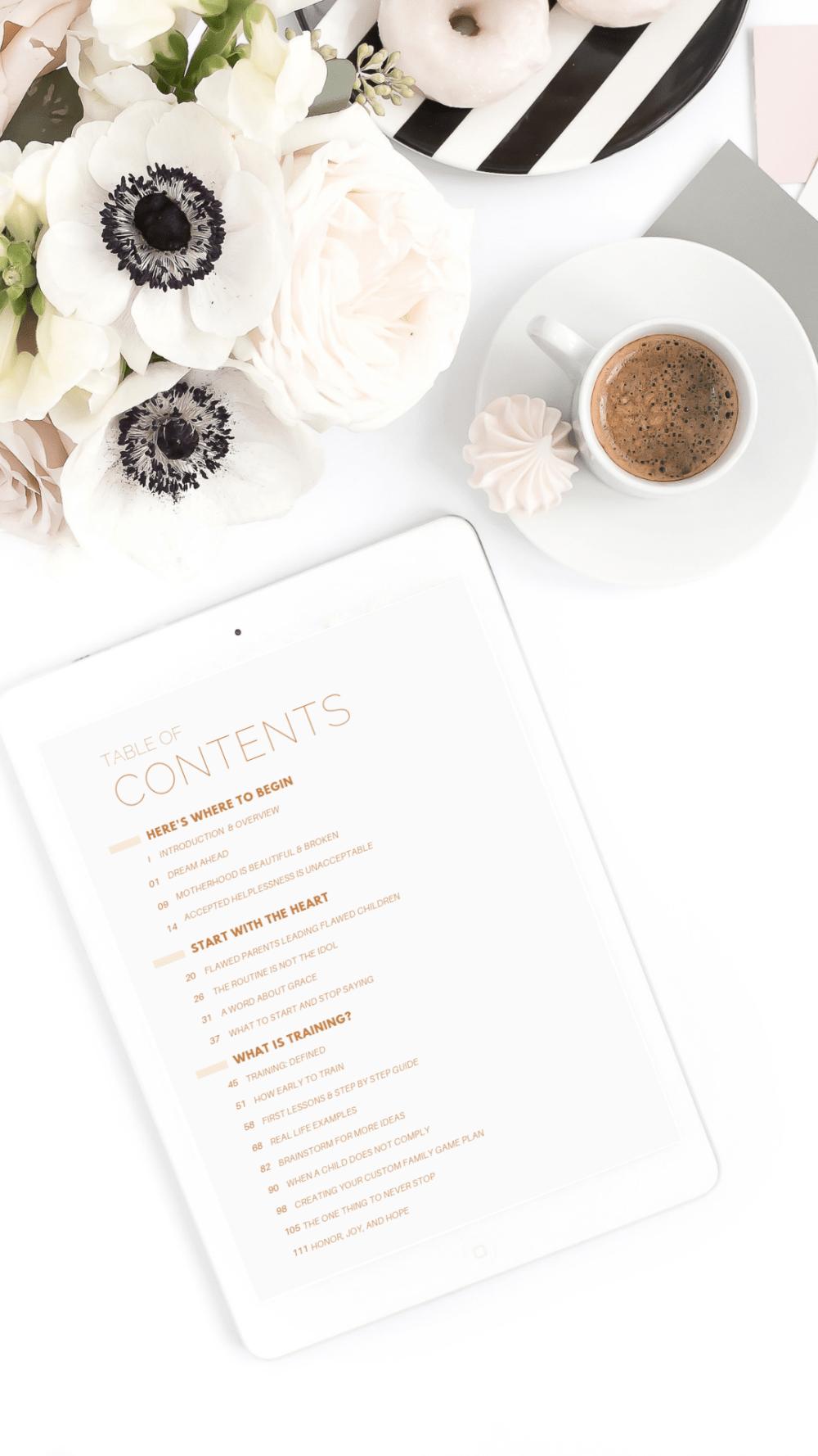 with all joy ebook | meg Marie Wallace | parenting ebook