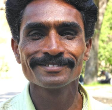 A book salesman…he was successful DSCN5378