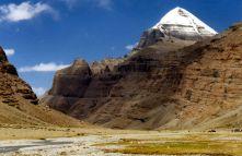 Sacred Mt. Kailash