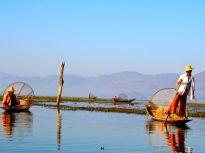 More fisherman plumb the depths of the lake