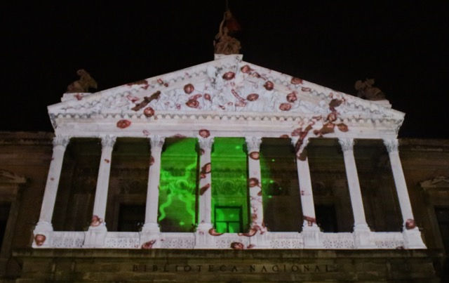 Projection Mapping installation