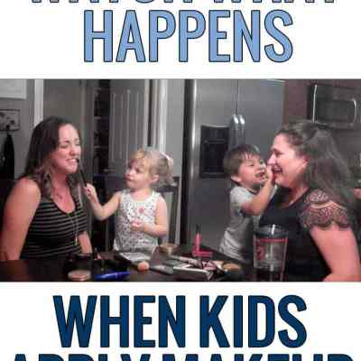 Kids do Makeup