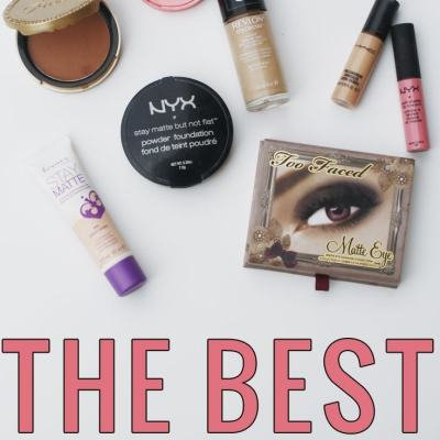 The Best Matte Makeup