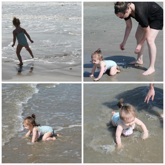 Beach Playdate