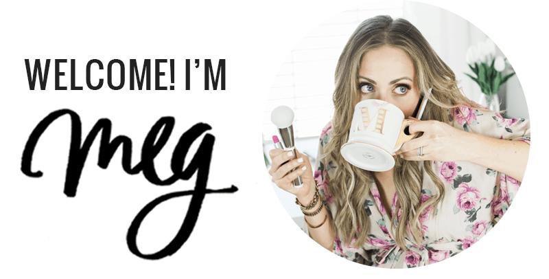 Welcome! I'm Meg