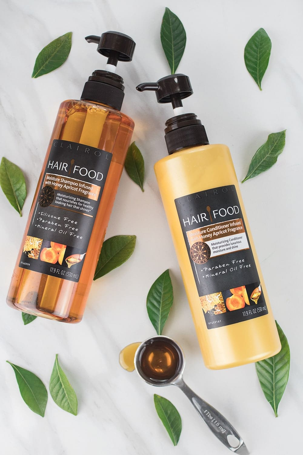 Houston blogger Meg O. on the Go shares Hair Food moisture shampoo and conditioner as a perfect option for fine and dry hair