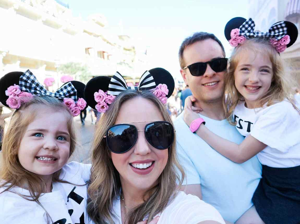 Houston blogger Meg O. on the Go shares some Disney World tips for first timers