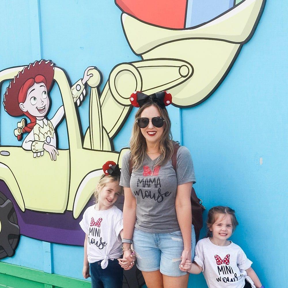 Houston blogger Meg O. on the Go shares adorable disney world outfit ideas