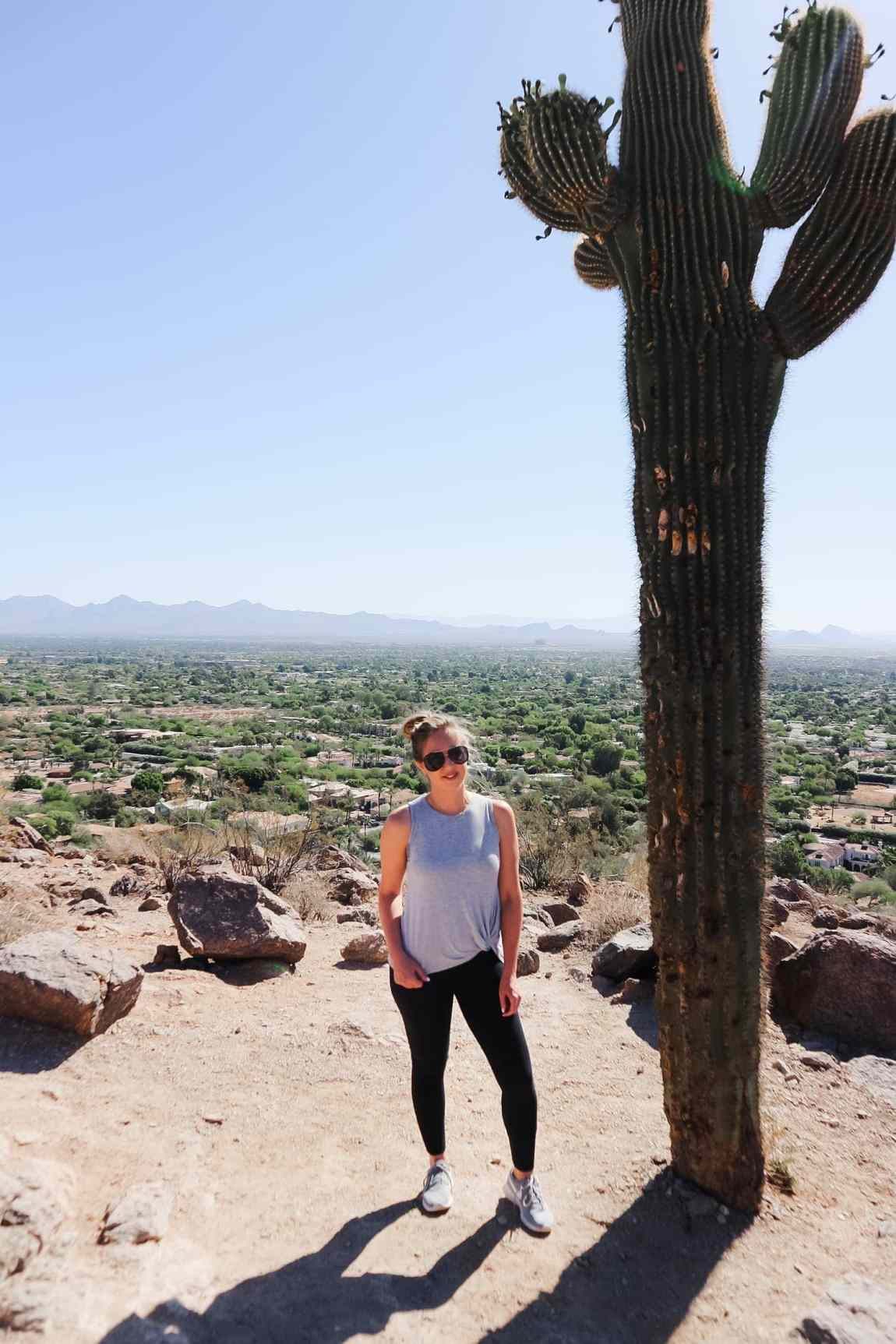 Camelback Mountain - as seen on Scottsdale weekend travel guide by Meg O. on the Go