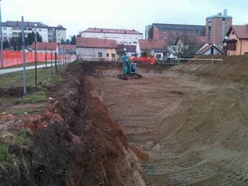 Gradnja objekata – prikaz faza gradnje