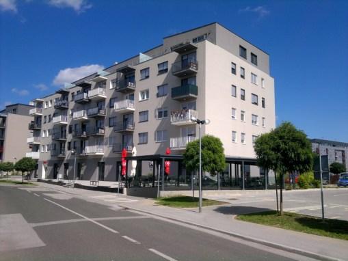 Stambeno-poslovna građevina – Varaždin, Ive Mikaca