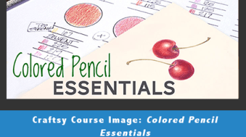 Craftsy.com Course Review: Colored Pencil Essentials