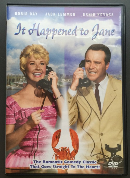 Meg's Movie Review of the 1959 movie It Happened to Jane starting Doris Day and Jack Lemmon | Read more about it at MegsMinutes.com