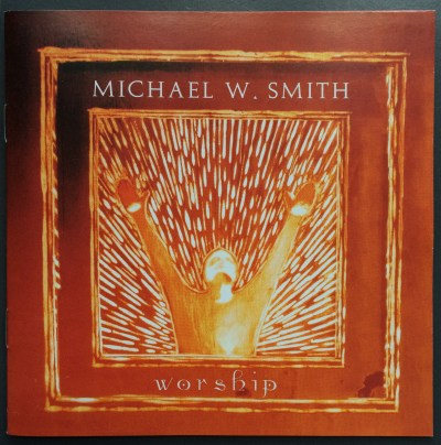 Worship Album Front Cover by Michael W. Smith | Read full album review over at MegsMinutes.com