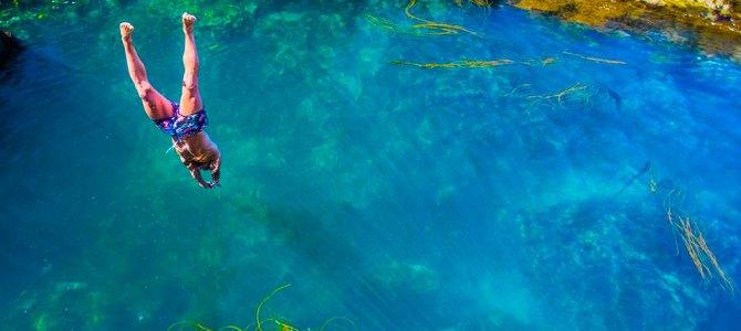 Galicia, paraíso de las piscinas naturales