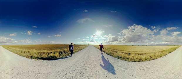 """""""Camino de Santiago 360"""", una aplicación de realidad virtual para peregrinos"""