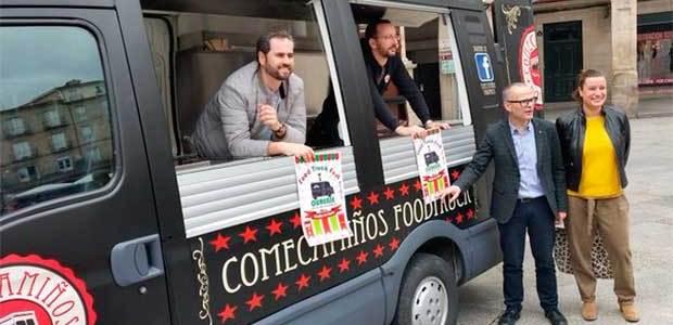 Ourense se suma a la moda de los festivales 'food trucks'