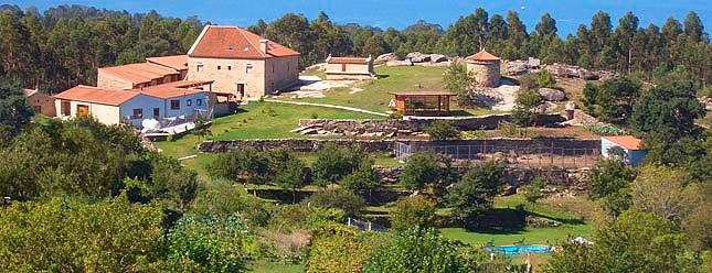 Catoira Camp, la primera casa rural de vacaciones para niños