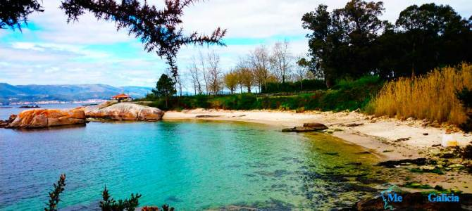 Calas Gallegas (2): Playa do Faro – Illa de Arousa