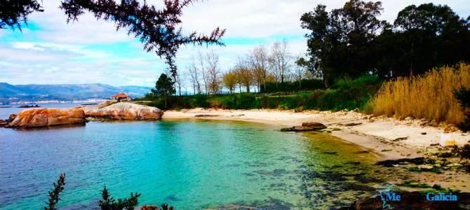 Calas Gallegas (2): Playa do Faro – Illa de Arousa
