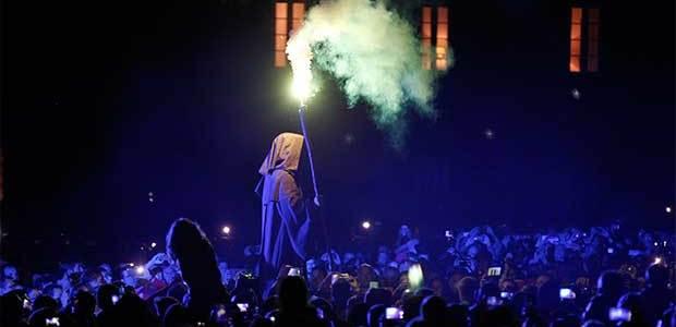 Los fuegos del Apóstol contarán con actores para teatralizar el espectáculo