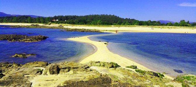 Playa A Retorta, un remanso de paz