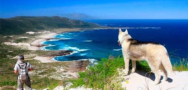 The Telegraph incluye al Camiño dos Faros en sus mejores vacaciones de aventura