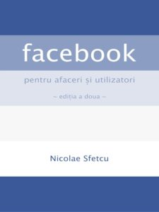 Carte: Facebook pentru afaceri şi utilizatori