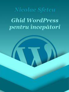 Ghid WordPress pentru începători