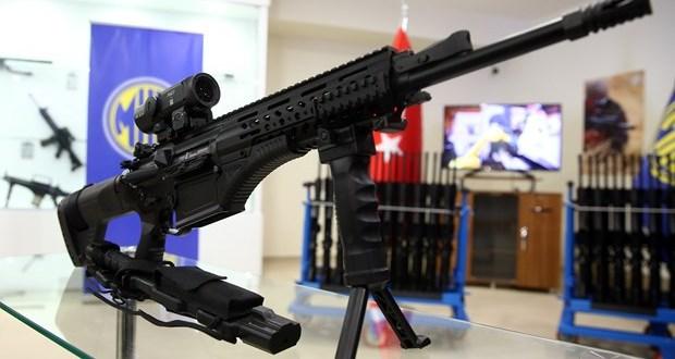 Yerli piyade tüfeği MPT-76