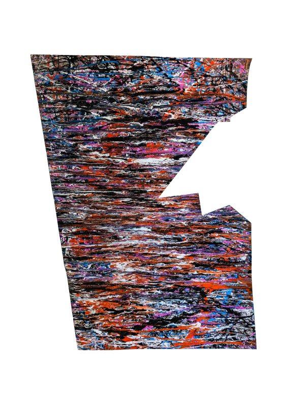 Mood 117 X 153 cm