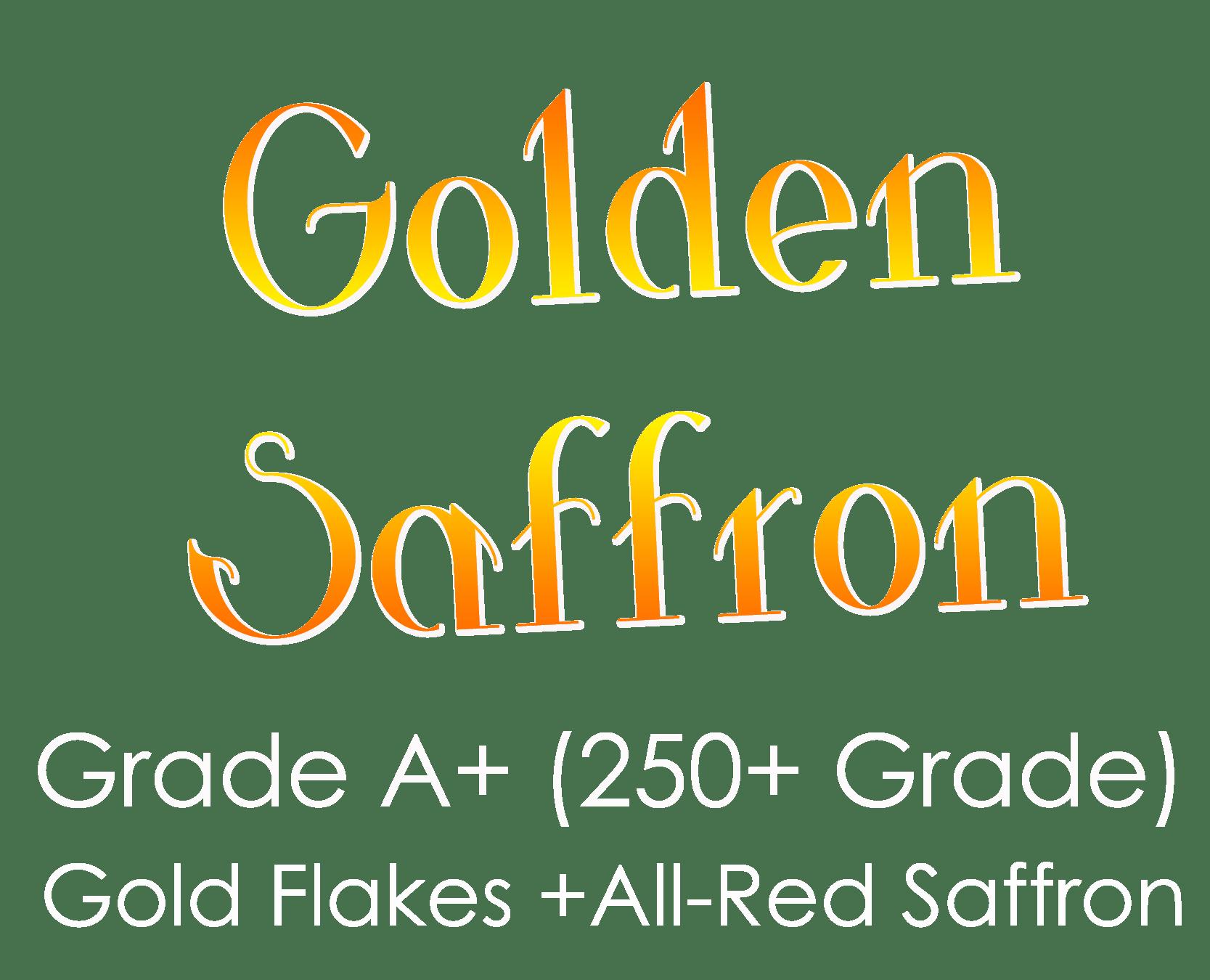 Saffron Classifivation, Golden Saffron1