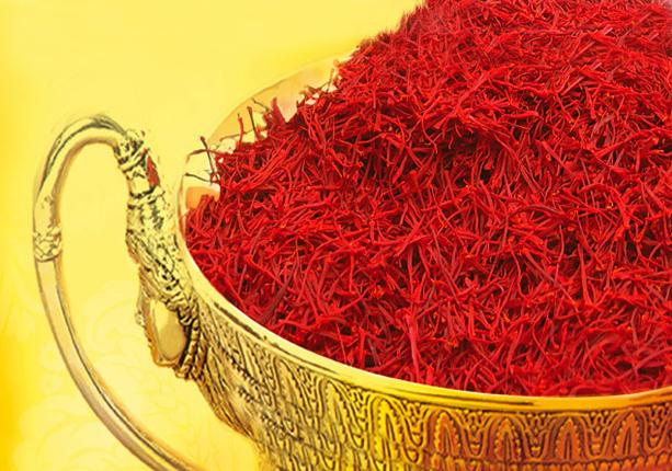 persian saffron, luxury gift of nature