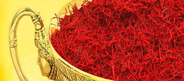 persian saffron, luxury gift of nature