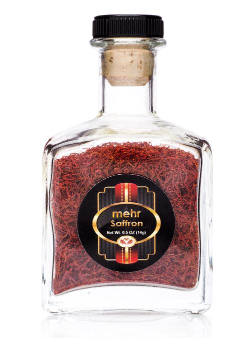 Mehr Saffron Products, Persian Saffron 114