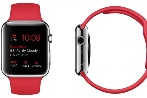 Apple Watch Apple akıllı saat