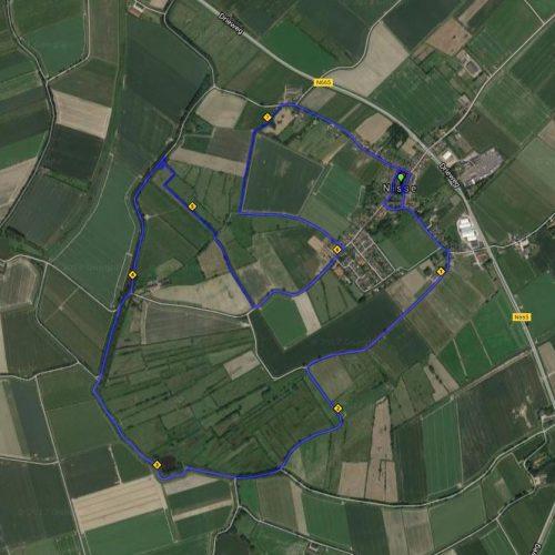 Parcours Meidoornloop
