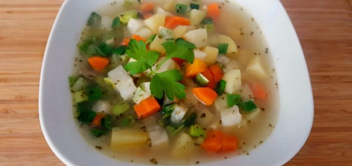 Kartoffel Gemüseeintopf