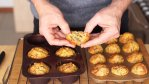 Gemüse Muffins zum Mitnehmen
