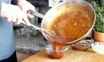 BBQ Soße aus der Pfanne
