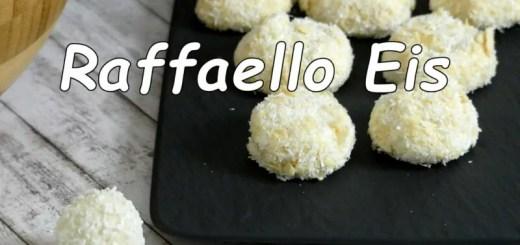 Raffaello Eis selber machen