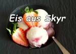 Eis aus Skyr